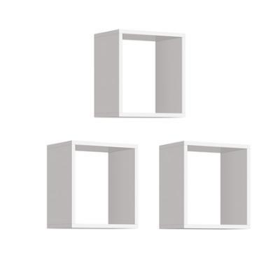 nicho-juju-reller-com-3-unidades-branco-fosco