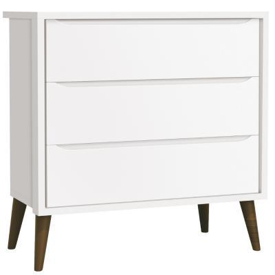 comoda-theo-retro-gaveteiro-reller-branco-fosco-com-pes-em-madeira