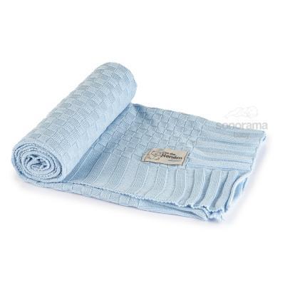 manta-tricot-bordada-classic-azul-bebe
