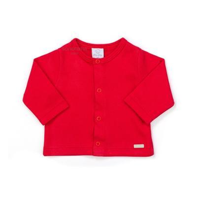 casaco-manga-longa-suedine-fio-egipcio-vermelho