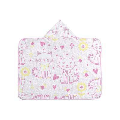 toalha-de-banho-com-capuz-incomfral-rosa-gatinhos
