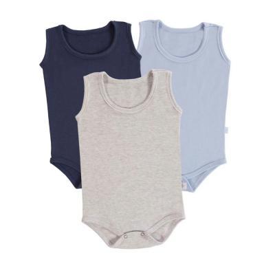 body-basico-regata-kit-3-pecas-cinza-marinho-e-azul-claro