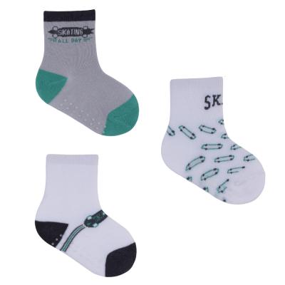 kit-com-3-meias-antiderrapante-21-a-25-cinza-e-verde
