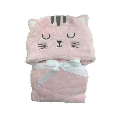 manta-para-bebe-com-capuz-gatinha-rosa