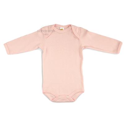 body-manga-longa-malha-canelada-1-ao-3-rosa