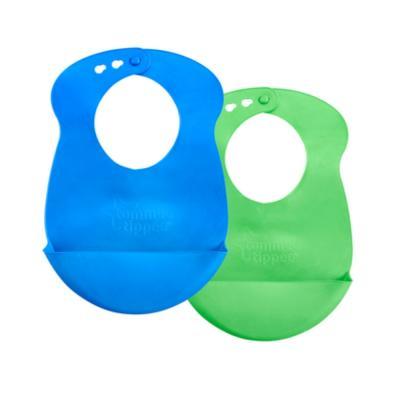 kit-2-babadores-tommee-tippeeroll-n-go-azul-e-verde
