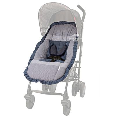 capa-para-carrinho-de-bebe-tecido-azul-marinho-e-branco-desenhos-variados